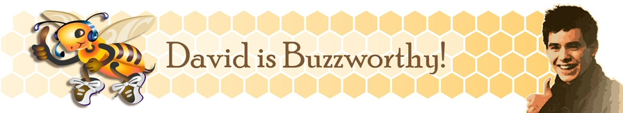 David Archuleta Honeybees — DA Buzzing! header image 3