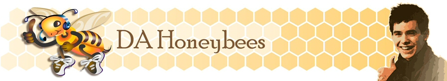 David Archuleta Honeybees — DA Buzzing! header image 5