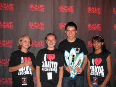 David Archuleta, 3 Teens 3 Surfboards