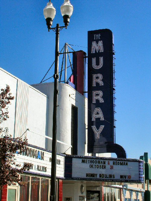 Murray Theater on the National Register of Historic Places