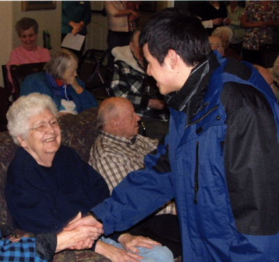 Great-Grandma-with-David-Archuleta-small