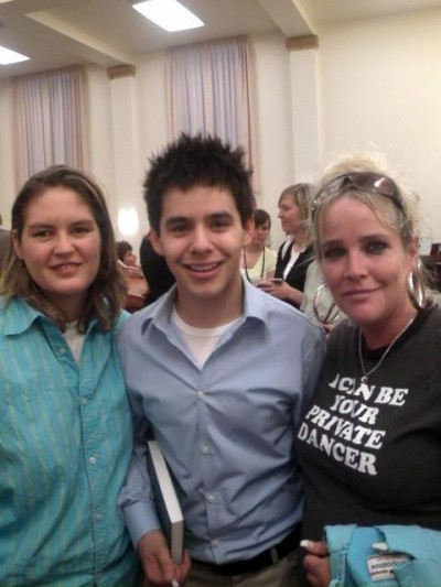 David Archuleta hair cut