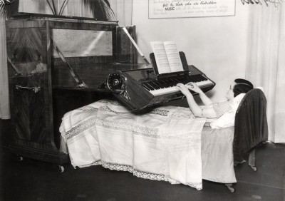 Piano for the Bedridden