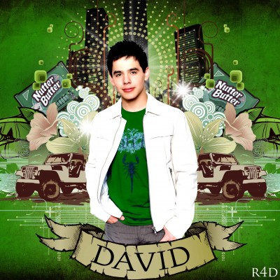 R4D composite of David Archuleta