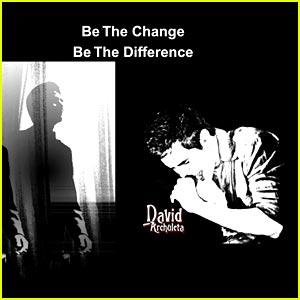 Be the Change calendar designed by Jennifer Barry