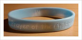 Prayer of the Children bracelet