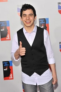 David Archuleta, Somos el Mundo, 19 Feb 2010, Miami
