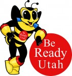 Earthquake Preparedness Week in Utah Be Ready logo