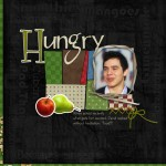 H as in Hungry, a David Archuleta ABC Book by Bianca