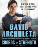 Chords of Strength by David Archuleta, book cover