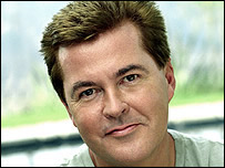 British TV Producer Simon Fuller