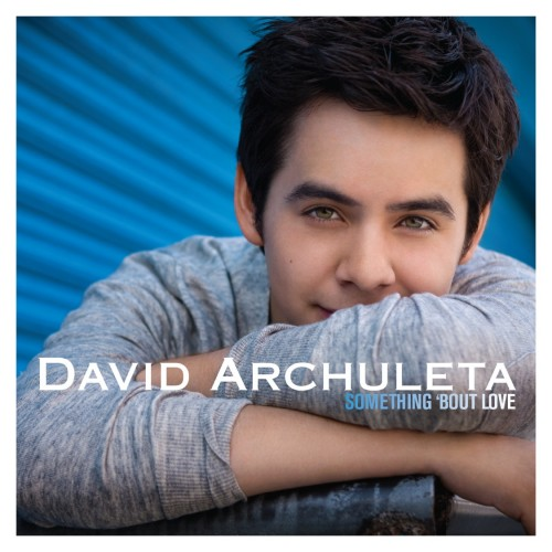 David Archuleta cover artwork for Something 'bout Love