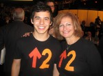 David Archuleta and Mary