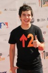 David Archuleta at Stand Up 2 Cancer, Los Angeles, 10 September 2010
