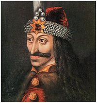 Vlad the Impaler, AKA Dracula