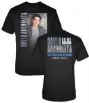 David Archuleta TOSOD tour t-shirts, $25