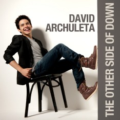 cover art David Archuleta The Other Side of Down