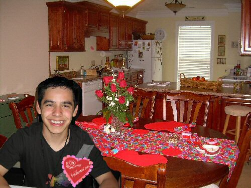 David Archuleta in my house -- I wish!